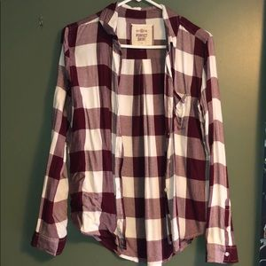 Plaid perfect shirt from kohl's!